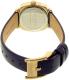 Ted Baker Women's 10024722 Purple Leather Quartz Watch - Back Image Swatch