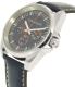 Ted Baker Men's 10025259 Blue Leather Quartz Watch - Side Image Swatch