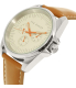 Ted Baker Men's 10025261 Brown Leather Quartz Watch - Side Image Swatch