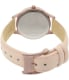 Ted Baker Women's 10025265 Pink Leather Quartz Watch - Back Image Swatch