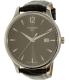Tissot Men's Tradition T063.610.16.087.00 Grey Leather Swiss Quartz Watch - Main Image Swatch