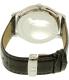 Tissot Men's Tradition T063.610.16.087.00 Grey Leather Swiss Quartz Watch - Back Image Swatch