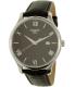 Tissot Men's Tradition T063.610.16.058.00 Black Leather Swiss Quartz Watch - Main Image Swatch