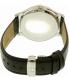 Tissot Men's Tradition T063.610.16.058.00 Black Leather Swiss Quartz Watch - Back Image Swatch