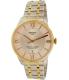 Tissot Men's T-Classic T099.408.22.038.00 Gold/Silver Stainless-Steel Swiss Quartz Watch - Main Image Swatch