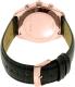 Tissot Men's T-Classic T101.417.36.031.00 Blue Leather Swiss Quartz Watch - Back Image Swatch