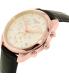 Tissot Men's T-Classic T101.417.36.031.00 Blue Leather Swiss Quartz Watch - Side Image Swatch