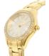Timex Women's TW2P80100 Gold Stainless-Steel Quartz Watch - Side Image Swatch