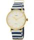 Timex Women's Weekender TW2P91900 Gold Nylon Quartz Watch - Main Image Swatch