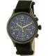 Timex Men's Expedition TW4B04200 Black Leather Quartz Watch - Main Image Swatch