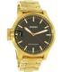Nixon Men's A441510 Gold Stainless-Steel Swiss Quartz Watch - Main Image Swatch