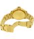 Nixon Men's A441510 Gold Stainless-Steel Swiss Quartz Watch - Back Image Swatch