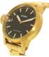 Nixon Men's A441510 Gold Stainless-Steel Swiss Quartz Watch - Side Image Swatch