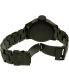 Nixon Men's A441957 Black Stainless-Steel Swiss Quartz Watch - Back Image Swatch