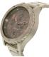 Nixon Men's A4862064 Silver Stainless-Steel Quartz Watch - Side Image Swatch