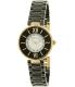 Anne Klein Women's AK-2178BKGB Black Ceramic Analog Quartz Watch - Main Image Swatch