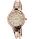 Anne Klein Women's AK-1440RMRG Rose Gold Metal Analog Quartz Watch - Main Image Swatch