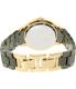 Anne Klein Women's AK-1948BKGB Black Ceramic Quartz Watch - Back Image Swatch