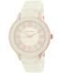 Anne Klein Women's AK-1948WTRG White Ceramic Quartz Watch - Main Image Swatch