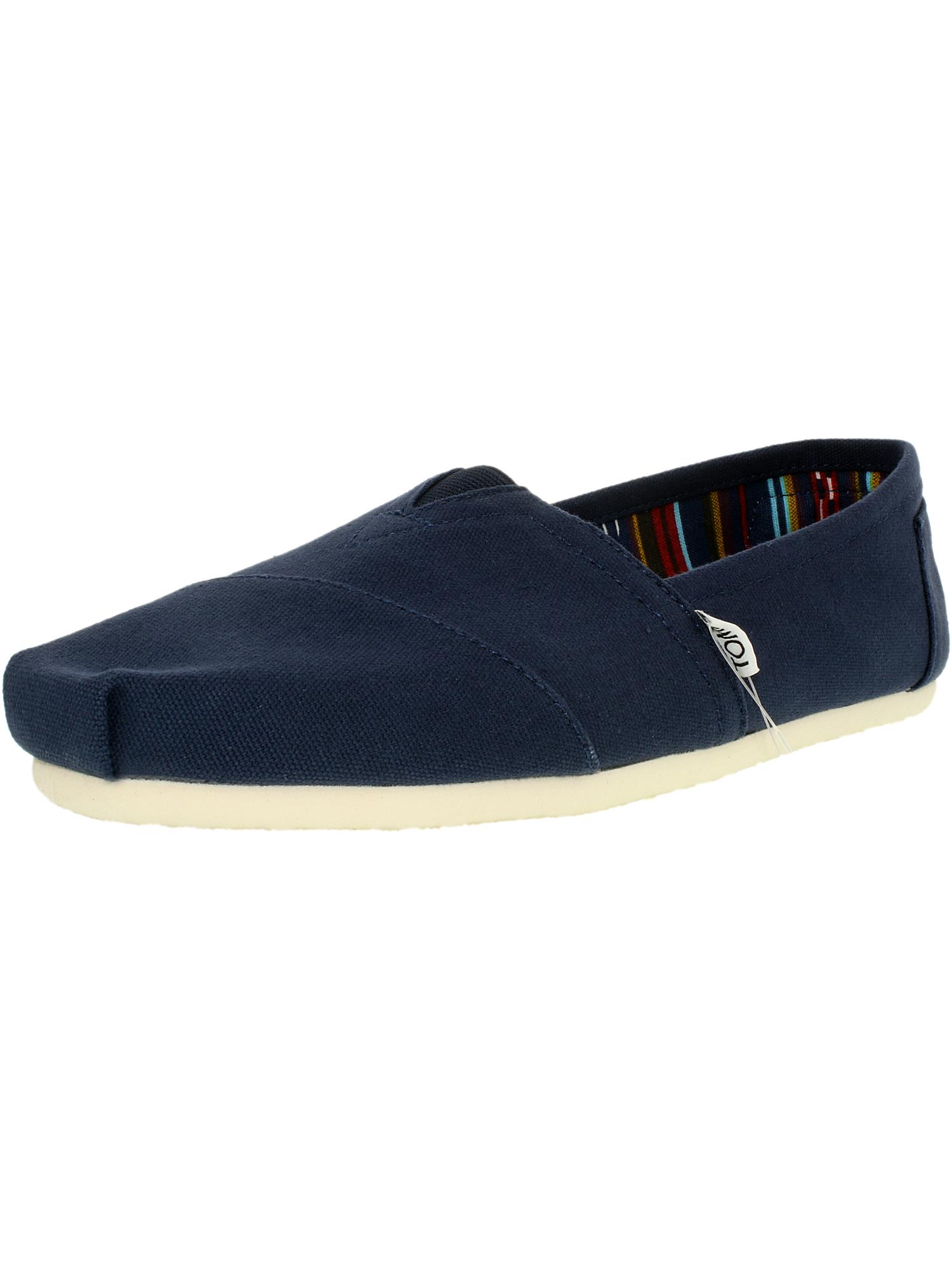 2e9d73f2ce8 Toms Men s Alpargata Canvas Ankle-High Flat Shoe