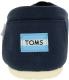 Toms Men's Alpargata Canvas Ankle-High Canvas Flat Shoe - Back Image Swatch