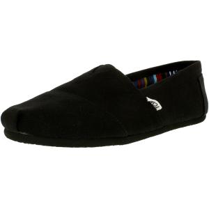 Toms Men's Alpargata Canvas Ankle-High Canvas Flat Shoe
