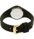 Kate Spade Women's Rumsey 1YRU0642 Black Silicone Quartz Watch - Back Image Swatch