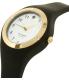 Kate Spade Women's Rumsey 1YRU0642 Black Silicone Quartz Watch - Side Image Swatch