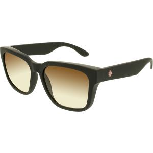 Spy Men's  673247033355 Black Square Sunglasses
