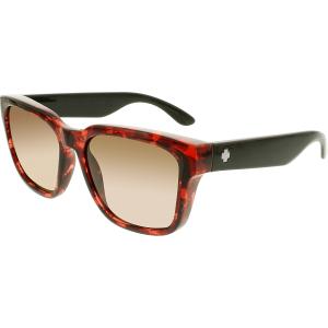 Spy Women's  673247431865 Red Multi Wayfarer Sunglasses