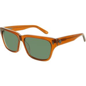 Spy Men's  673361812863 Brown Square Sunglasses