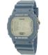 Casio Men's G-Shock DW5600DC-2 Blue Rubber Quartz Watch - Main Image Swatch
