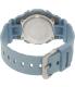 Casio Men's G-Shock DW5600DC-2 Blue Rubber Quartz Watch - Back Image Swatch