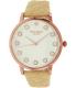 Kate Spade Women's Metro KSW1069 Beige Leather Quartz Watch - Main Image Swatch