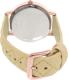 Kate Spade Women's Metro KSW1069 Beige Leather Quartz Watch - Back Image Swatch