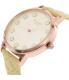 Kate Spade Women's Metro KSW1069 Beige Leather Quartz Watch - Side Image Swatch