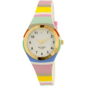 Kate Spade Women's Rumsey KSW1076 Multicolor Silicone Quartz Watch