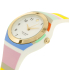 Kate Spade Women's Rumsey KSW1076 Multicolor Silicone Quartz Watch - Side Image Swatch