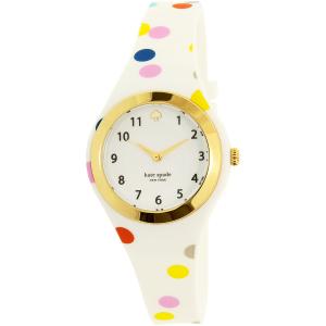Kate Spade Women's Rumsey KSW1077 Multicolor Silicone Quartz Watch