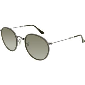 Ray-Ban Women's Polarized  RB3517-029/N8-51 Grey Round Sunglasses