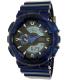 Casio Men's G-Shock GA110NM-2A Navy Plastic Quartz Watch - Main Image Swatch