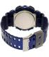 Casio Men's G-Shock GA110NM-2A Navy Plastic Quartz Watch - Back Image Swatch