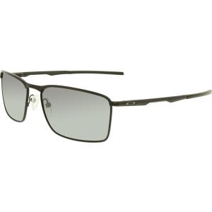 Oakley Men's Conductor 6 OO4106-01 Black Square Sunglasses