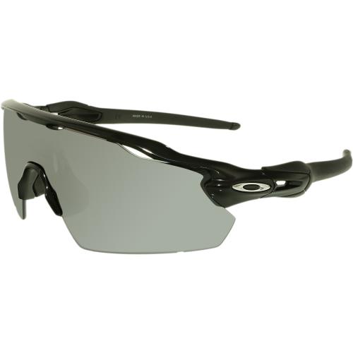 ... hot upc 888392105301 oakley radar ev pitch sunglasses polarized  polished black black iridium one s upcitemdb d8c449282c