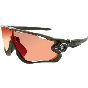 Oakley Men's Jawbreaker OO9290-08 Red Shield Sunglasses