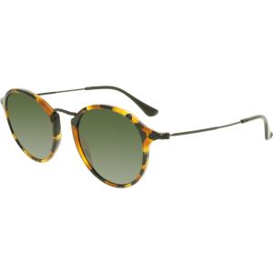 Ray-Ban Women's  RB2447-1157-49 Tortoiseshell Round Sunglasses