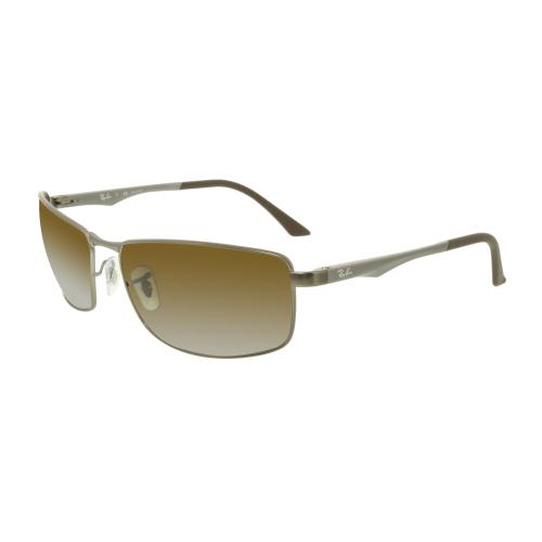 8e2ea6fb27 ... Matte Gunmetal Grey EAN 8053672303711 product image for Ray-Ban Men s  Polarized RB3498-029 T5-