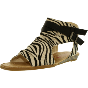 Blowfish Girl's Balla-K Synthetic Ankle-High Fabric Sandal