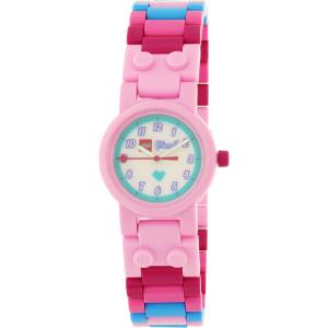 Lego Girl's 8020172 Pink Plastic Quartz Watch