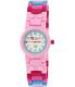 Lego Girl's 8020172 Pink Plastic Quartz Watch - Main Image Swatch